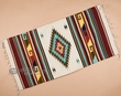 Southwestern Zapotec Indian Rug 30x60  (83)