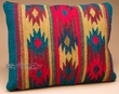 SouthwesternWool Zapotec Indian Pillow 12x16  (p3)
