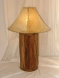 "Tarahumara Indian Drum Lamp 26""  -Clearance"