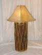 "Tarahumara Indian Drum Lamp 28""  -Clearance"