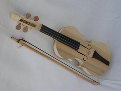 Tarahumara Indian Violins