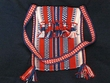 "Tarahumara Indian Yarn Doll Bag 12""x15""  (y1) CLEARANCE"