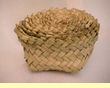 "Tarahumara Indian Yucca Baskets - 4.5"" Set 11 pcs. (b9)"