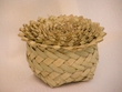 "Tarahumara Indian Yucca Baskets - 4"" Set 10 pcs. (b8)"