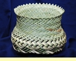 "Tarahumara Native Basket 8""x6.5"" (d)"