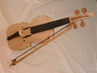 Tarahumara Violin -Eagle Scroll