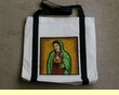 Virgin of Guadalupe Tote 13x12