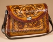 Western Hand Tooled Leather Purse  (49)
