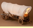 Western Wagon Night Light Lamp