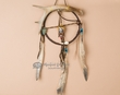 "White Tail Antler Navajo Medicine Wheel 6"" -Eagle  (mw6-8)"