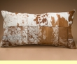 "Genuine Western Cow Hide Patch Work Pillow 33""  (wp16)"