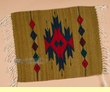 "Wool Zapotec Place Mats 16""x20"" (af)"