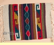 "Wool Zapotec Place Mats 16""x20"" (L)"