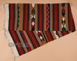 "Woven Wool Zapotec Table Runner 15""x80"" (b37)"