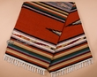 Woven Zapoteca Mexican Style Blanket 5x7 (b34-8)