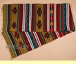"Zapotec Indian Mexican Table Runner 15""x80"" (b40)"