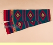 "Zapotec Indian Rug Table Runner 10""x80"" (a51)"