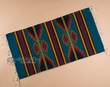 "Zapotec Indian Southwest Area Rug 23""x39"" (44)"