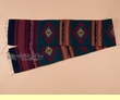 "Zapotec Indian Southwest Table Runner 10""x80"" (a48)"