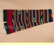 """Zapotec Indian Southwest Table Runner 10""""x80"""" (d)"""