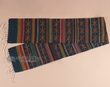 "Zapotec Indian Southwest Table Runner 10""x80"" (d)"