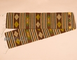 "Zapotec Indian Southwest Table Runner 10""x80"" (r)"