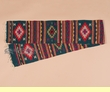 """Zapotec Indian Southwest Table Runner 10""""x80"""" (u)"""