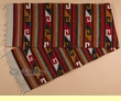 """Zapotec Indian Southwest Table Runner 15""""x80"""" (w)"""