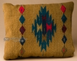 Zapotec Indian Southwestern Pillow 12x16 (ab)