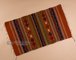 "Zapotec Indian Southwestern Rug 23""x39"" (51)"
