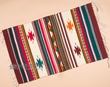 """Zapotec Indian Tapestry Rug 23""""x39"""" (143)"""