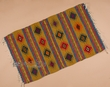 """Zapotec Indian Tapestry Rug 23""""x39"""" (87)"""
