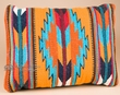 Zapotec Indian Western Pillow 12x16 (ai)