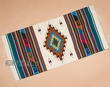 Zapotec Indian Wool Area Rug 30x60  (ZR2)