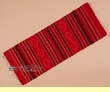 "Zapotec Indian Wool Table Runner 15""x40"" (b4)"