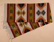 "Zapotec Indian Wool Table Runner 15""x80"" (b33)"