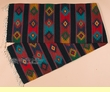 """Zapotec Indian Wool Table Runner 15""""x80"""" (z)"""