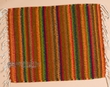"Zapotec Mexican Place Mat  16""x20"" (ai)"