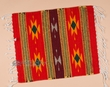 "Zapotec Mexican Place Mat  16""x20"" (bc)"