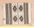 """Zapotec Mexican Place Mat  16""""x20"""" (bo)"""