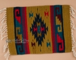 "Zapotec Mexican Place Mat  16""x20"" (o)"