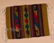 "Zapotec Mexican Place Mat  16""x20"" (w)"