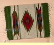 """Zapotec Mexican Style Place Mat  16""""x20"""" (ac)"""