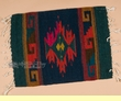 "Zapotec Mexican Style Place Mat  16""x20"" (i)"