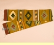 "Zapotec Mexican Table Runner 10""x80"" (a23)"