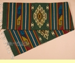 "Zapotec Mexican Table Runner 15""x80"" (a62)"