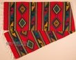 "Zapotec Mexican Table Runner 15""x80"" (a72)"