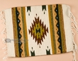 "Zapotec Southwest Place Mat  16""x20"" (e)"