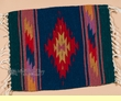 "Zapotec Southwest Place Mat  16""x20"" (q)"