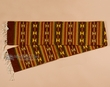 "Zapotec Table Runner Rug 10""x80"" (a17)"